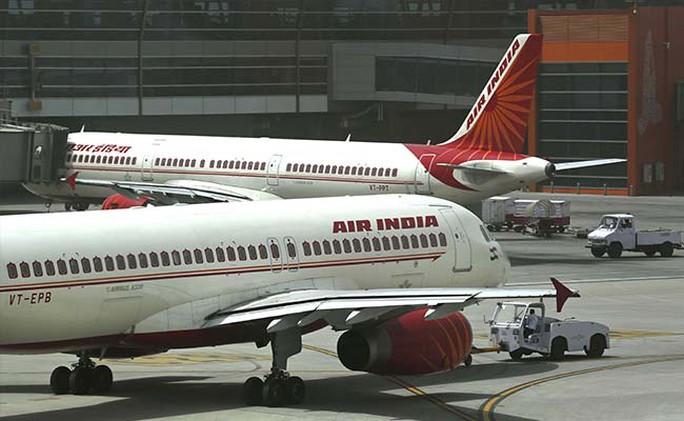 Một chiếc máy bay của hãng hàng không Air India. Ảnh: NDTV