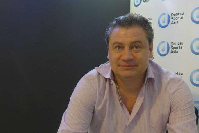 Cựu cầu thủ M.U Andrei Kanchelskis