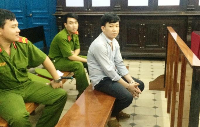 Bị cáo Nguyễn Quang tại phiên tòa phúc thẩm