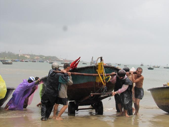 Đà Nẵng khẩn trương đối phó bão số 3