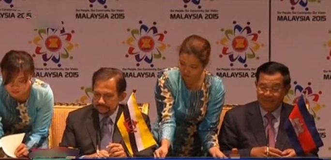 Thủ tướng ký Tuyên bố hình thành Cộng đồng ASEAN 2015