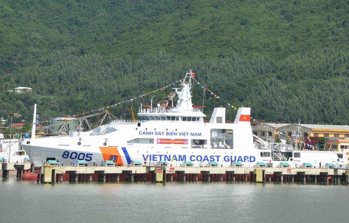 CSB 8005 là một trong 7 chiếc tàu CSB hiện đại nhất của Việt Nam