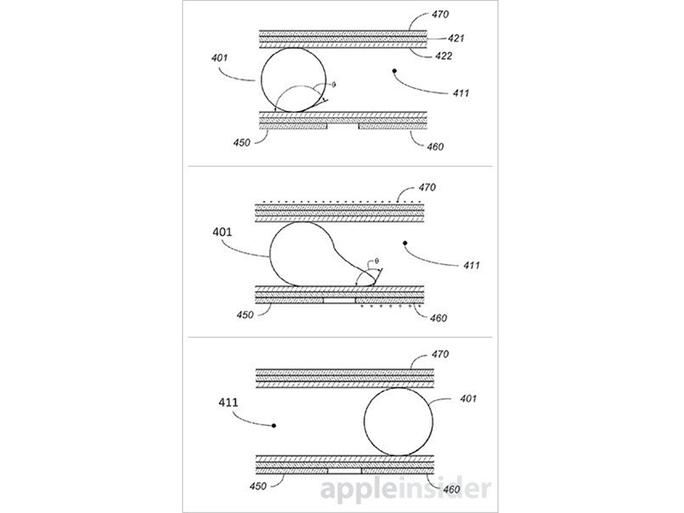 Nội dung bằng sáng chế của Apple về khả năng chống thấm nước mới cho iPhone.