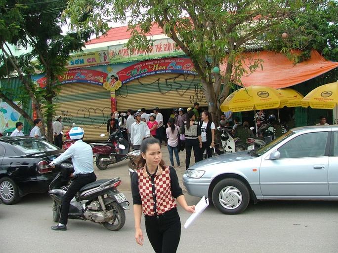 Vụ bạo hành trẻ ở cơ sở mầm non Sơn Ca, TP Đồng Hới, tỉnh Quảng Bình gây bức xúc dư luậnẢnh: Hoàng Phúc