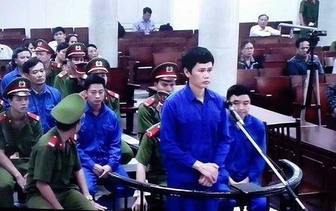 Bị cáo Phạm Hải Bằng- Ảnh chụp qua màn hình