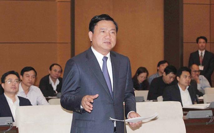 Theo Bộ trưởng GTVT Đinh La Thăng, các thành phố lớn như Hà Nội, TP HCM được tự quyết về phương án hạn chế xe cá nhân