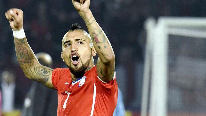 Vidal góp công lớn giúp Chile vô địch Copa Armerica 2015
