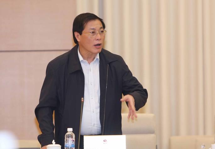 Phó Viện trưởng VKSND Tối cao Nguyễn Hải Phong phát biểu Ảnh: TTXVN