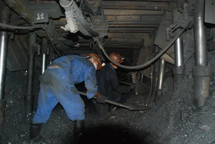 Khai thác than ở Công ty Than Hà Lầm (Vinacomin), Quảng Ninh Ảnh:  Văn Duẩn
