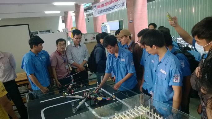 Chất lượng đào tạo của Trường Cao đẳng Kỹ thuật Cao Thắng được doanh nghiệp tin cậy Ảnh: MAI CHI