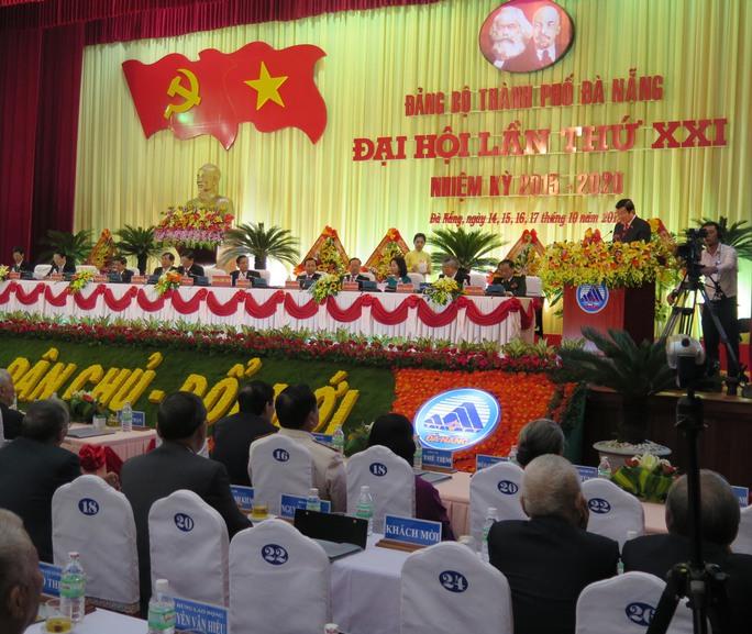 Các đại biểu lắng nghe chỉ đạo của chủ tịch nước Trương Tấn Sang.