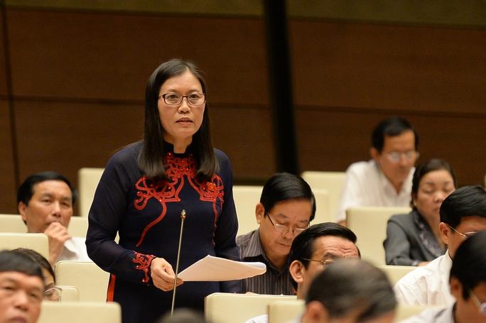 Phó Chủ nhiệm Uỷ ban Tư pháp của Quốc hội: Nếu không đủ chứng cứ chứng minh Huỳnh Văn Nén phạm tội thì phải sớm đình chỉ và bồi thường. Ảnh: Nguyễn Nam.