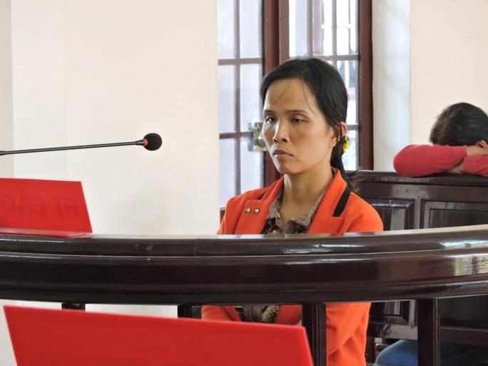 Trần A Gịn tại phiên xét xử sơ thẩm