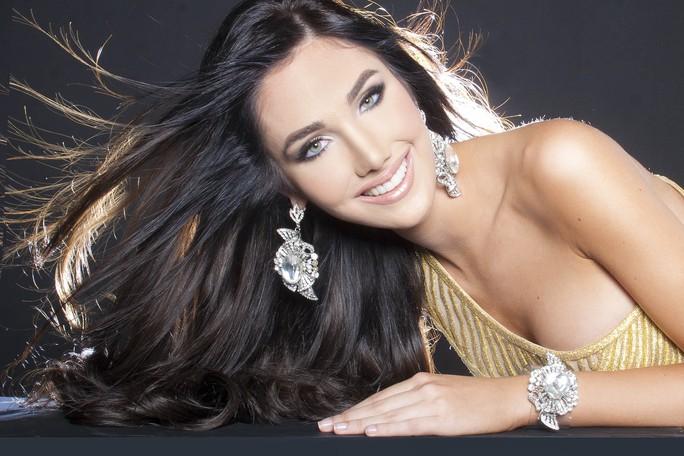 Nhan sắc Tân Hoa hậu Quốc tế, đại diện Venezuela Edymar Martínez
