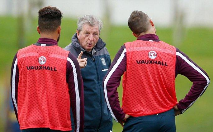 Nhiều khả năng, HLV Hodgson sẽ trao cơ hội cho những cầu thủ trẻ