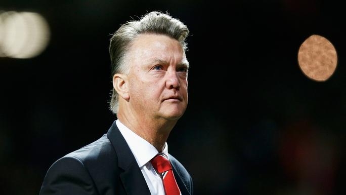 HLV Van Gaal đã bớt khó tính hơn khi về M.U