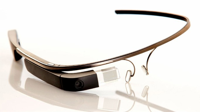 Phiên bản Google Glass cũ.