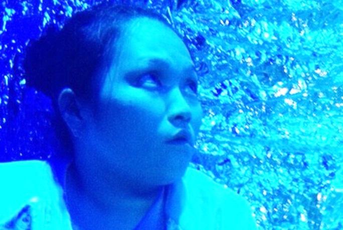Hồ Xuân Mai bị bắt quả tang bán ma túy trong quán bar.