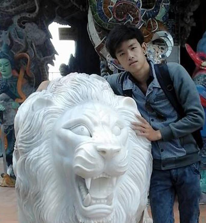 Nghi can Hà Dã Viễn giết hại cô giáo trẻ (Ảnh Facebook)