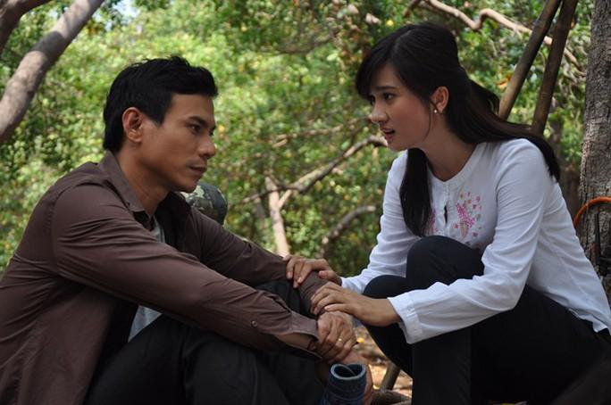 Kim Tuyến và Trí Quang trong phim