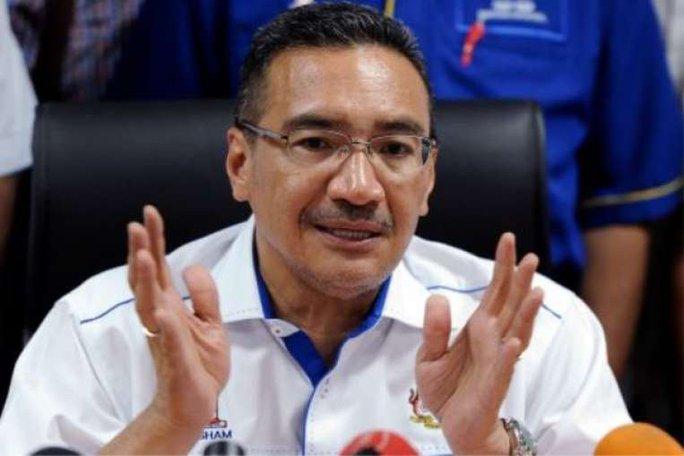 Bộ trưởng Quốc phòng Malaysia Hishammuddin Hussein. Ảnh: The Star