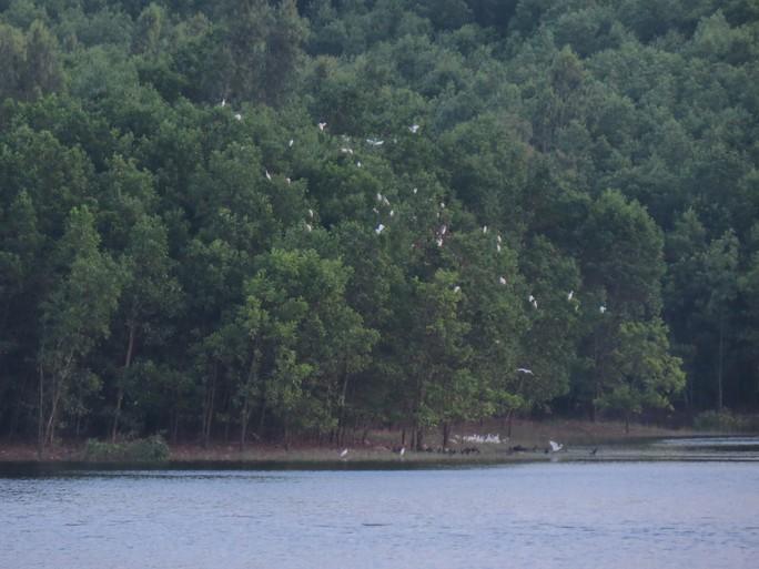 Hồ An Thọ, nơi anh Quốc bị tử vong.
