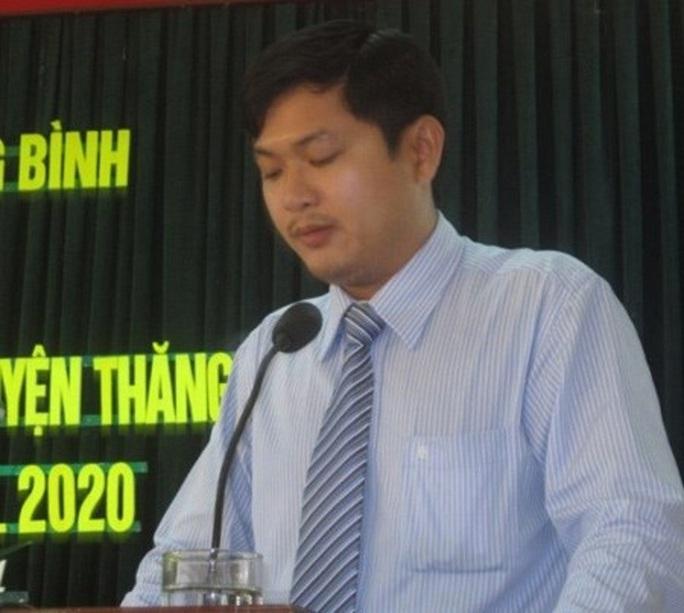 Ông Lê Phước Hoài Bảo (SN 1985), vừa được bổ nhiệm giữ chức Giám đốc Sở Kế hoạch và Đầu tư tỉnh Quảng Nam.