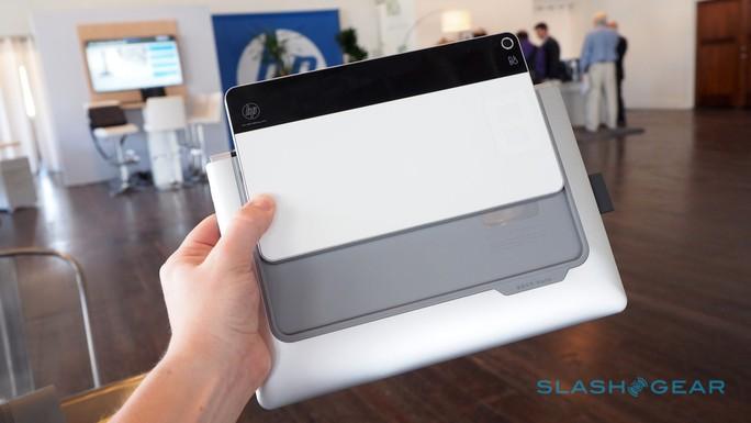 Cận cảnh HP Envy Note 8, tablet Windows 10 8 inch kèm bút