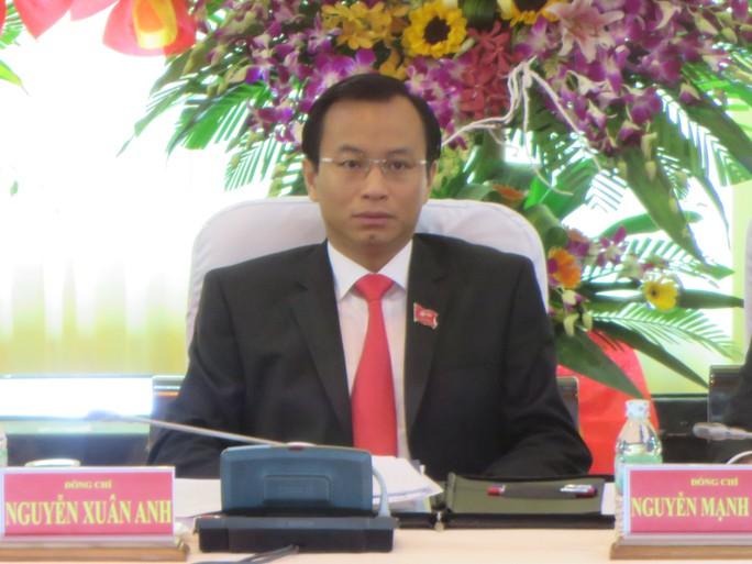 Ông Nguyễn Xuân Anh - Bí thư thành ủy Đà nẵng nhiệm kỳ 2015 -2020