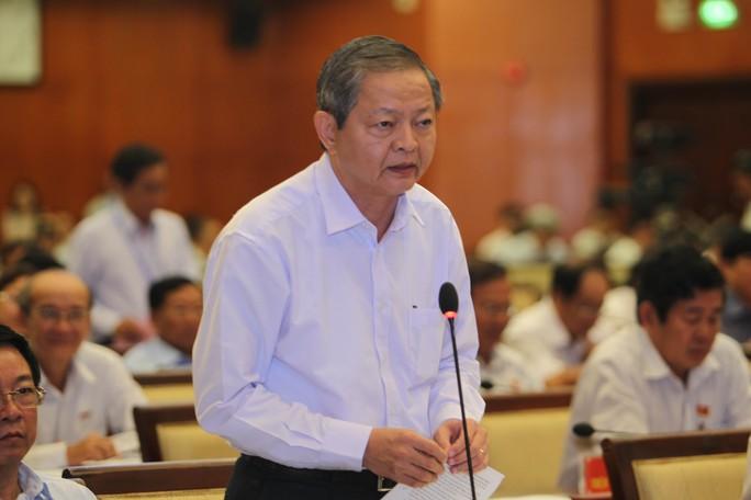 Giám đốc Sở Công thương TP Lê Văn Khoa khẳng định sắp tới người tiêu dùng sẽ có dụng cụ kiểm tra ngay thực phẩm mình mua