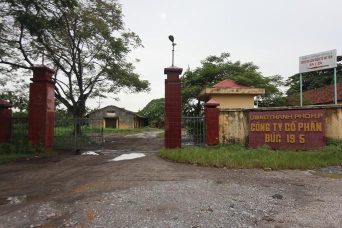 Công ty CP Đúc 19-5, nơi xảy ra vụ tai nạn lao động nghiêm trọng