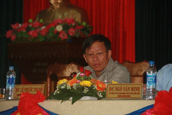 Ông Lê Phước Thanh Ảnh: Trần Thường