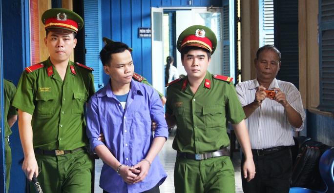 Bị cáo Nguyễn Kim An