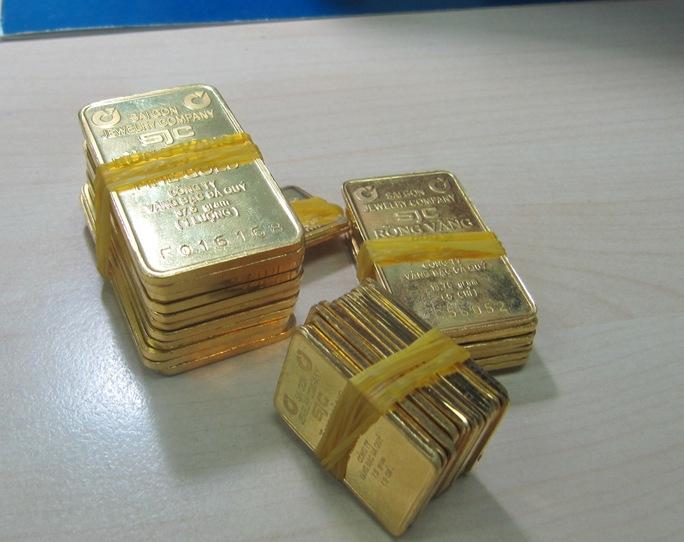 Giá vàng đã mất hơn 5 triệu đồng/lượng từ đầu năm đến nay