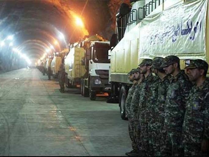 """Bộ Quốc phòng Iran tuyên bố đã phóng thử thành công tên lửa tầm xa """"Emad"""". Ảnh: FARS"""