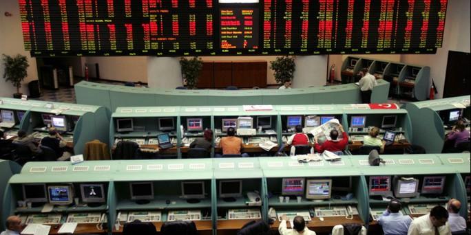 Đồng nội tệ Thổ Nhĩ Kỳ và thị trường chứng khoán nước này đã đồng loạt sụt giảm. Ảnh: NEW POST
