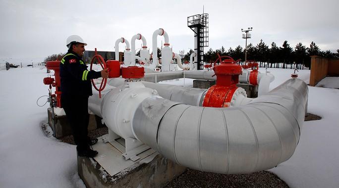 Tập đoàn sản xuất ống thép lớn nhất nước Nga TMK hy vọng dự án sẽ được tiếp tục trong 1-2 năm tới.  Ảnh: REUTERS