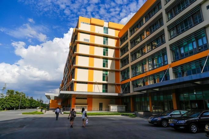Bình Dương ra mắt bệnh viện đa khoa hiện đại