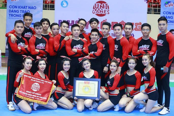 Đại học Duy Tân - Đà Nẵng đoạt giải khuyến khích