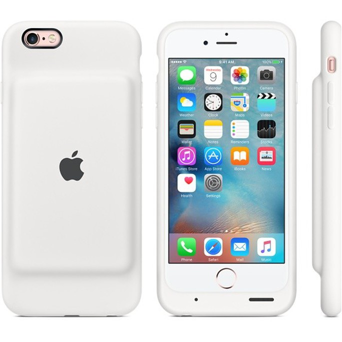 Khi sử dụng Smart Battery đồng nghĩa với việc người dùng sẽ phải hy sinh dáng hình mảnh mai của chiếc những chiếc iPhone đời mới.