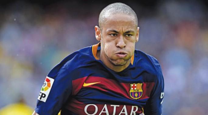 Neymar của năm 2016