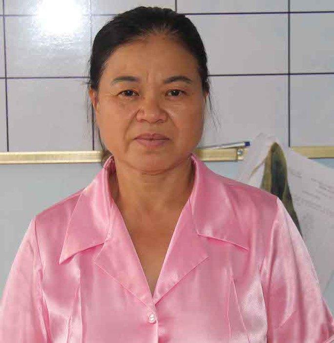 Nguyễn Thị Chuốt