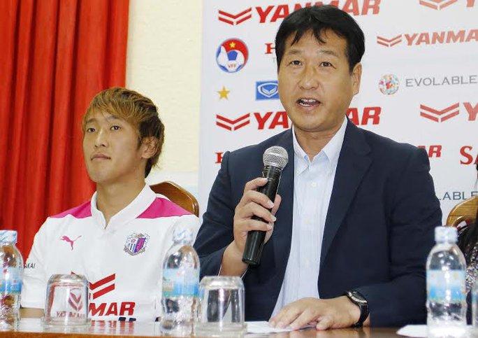 HLV Miura: Thà thua đội mạnh còn hơn thắng đội yếu!