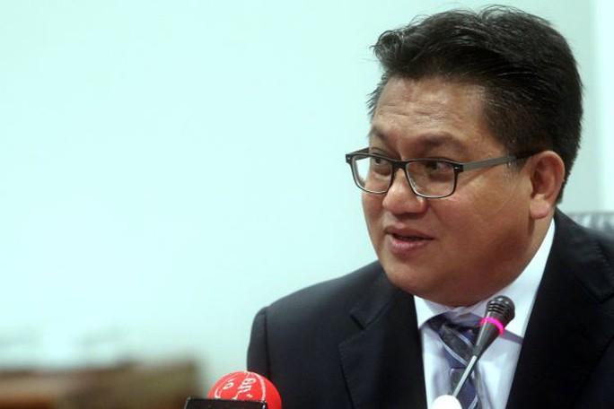 Thứ trưởng Bộ Nội vụ Malaysia Nur Jazlan Mohamed. Ảnh: The Star