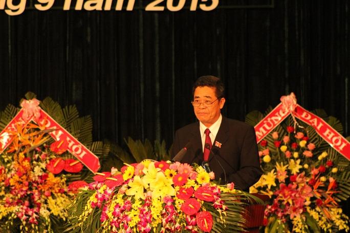 Ông Lê Thanh Quang, tái đắc cử Bí thư Tỉnh ủy Khánh Hòa