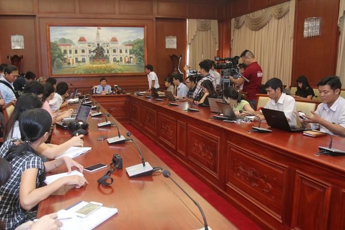 Tân chủ tịch UBND TP HCM chia sẻ hàng loạt dự định tương lai