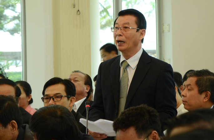 ĐB Trần Văn Lĩnh cho rằng Đà Nẵng nên có đường hoặc cầu mang tên Nguyễn Bá Thanh