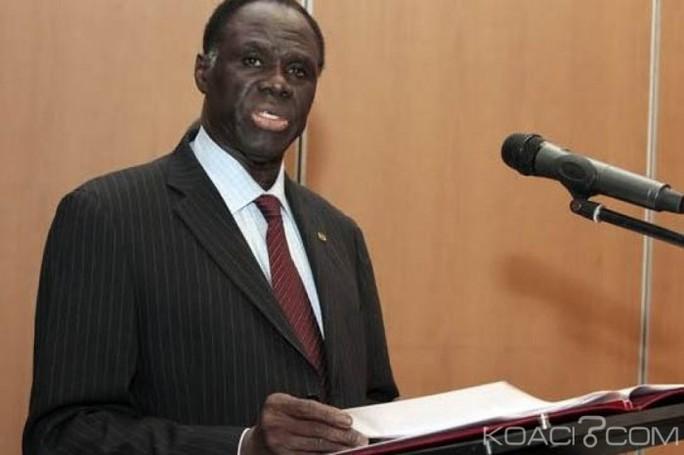 Tổng thống Michel Kafando. Ảnh: koaci
