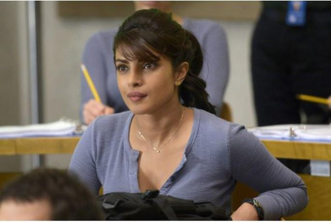 Priyanka hiện là ngôi sao của phim truyền hình Quantico của đài ABC. Ảnh: Tribune News Service.