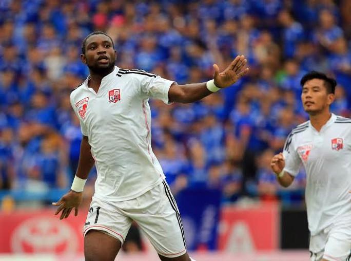 Đồng Nai lóe lên hy vọng trụ hạng với bàn thắng sớm của Nsi